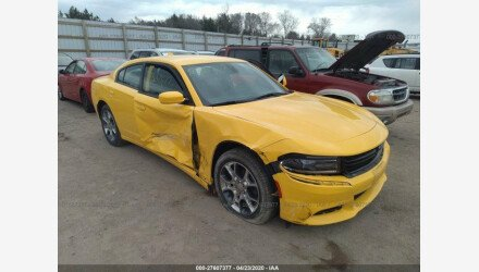 2017 Dodge Charger SXT AWD for sale 101333061