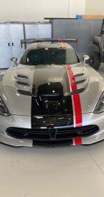2017 Dodge Viper GTC for sale 101306328