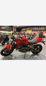 2017 Ducati Monster 821 for sale 200873442