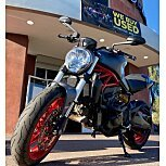 2017 Ducati Monster 821 for sale 201027035