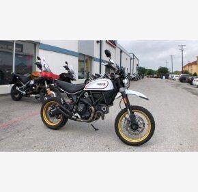 2017 Ducati Scrambler Desert Sled for sale 200731825