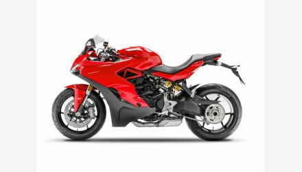 2017 Ducati Supersport 937 for sale 200905452
