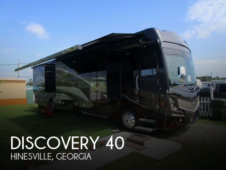2017 Fleetwood Discovery for sale 300313611