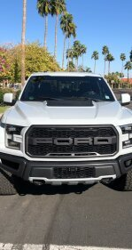2017 Ford F150 4x4 Crew Cab Raptor for sale 101298274