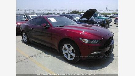 2017 Ford Mustang Coupe for sale 101015907
