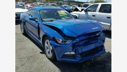 2017 Ford Mustang Coupe for sale 101066216