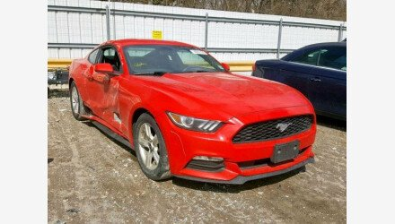 2017 Ford Mustang Coupe for sale 101125163