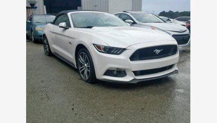 2017 Ford Mustang GT Convertible for sale 101187354
