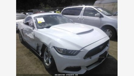 2017 Ford Mustang Coupe for sale 101194461