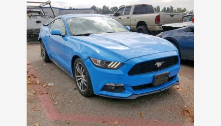 2017 Ford Mustang Coupe for sale 101205269