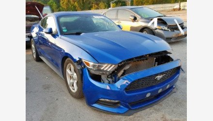 2017 Ford Mustang Coupe for sale 101205924