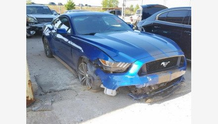 2017 Ford Mustang Coupe for sale 101207823