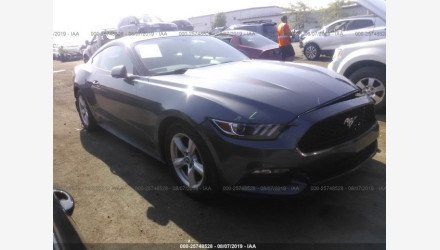 2017 Ford Mustang Coupe for sale 101219703