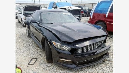 2017 Ford Mustang Coupe for sale 101220316
