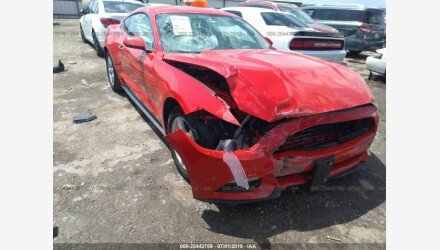 2017 Ford Mustang Coupe for sale 101228444