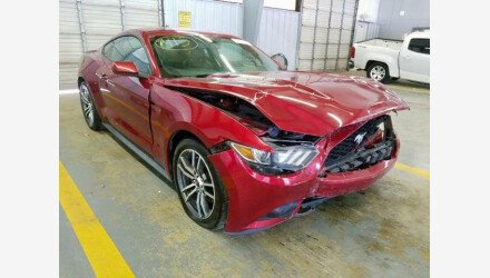 2017 Ford Mustang Coupe for sale 101237325