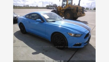 2017 Ford Mustang Coupe for sale 101239030