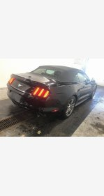 2017 Ford Mustang Convertible for sale 101253120