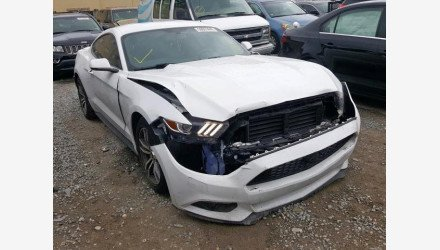 2017 Ford Mustang Coupe for sale 101292421