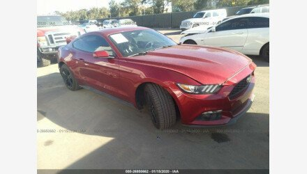 2017 Ford Mustang Coupe for sale 101292543