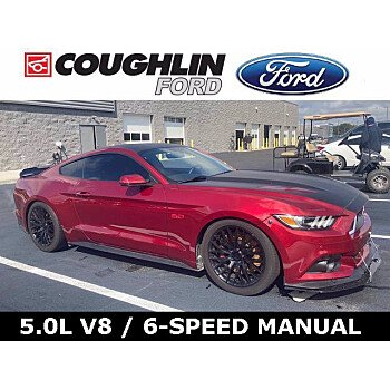 2017 Ford Mustang for sale 101370611
