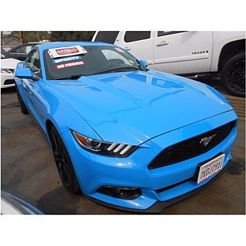 2017 Ford Mustang for sale 101375282