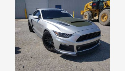 2017 Ford Mustang GT Coupe for sale 101376714