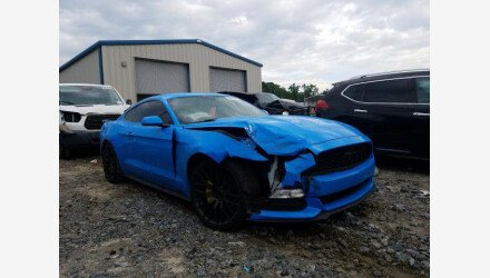 2017 Ford Mustang Coupe for sale 101383077