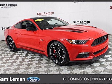 2017 Ford Mustang for sale 101389562