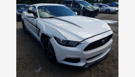 2017 Ford Mustang Coupe for sale 101395639