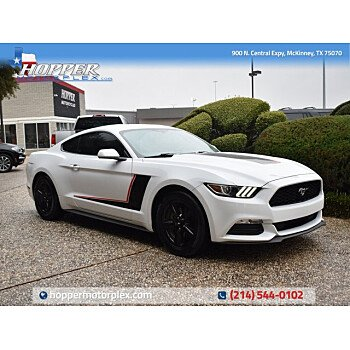 2017 Ford Mustang for sale 101406506