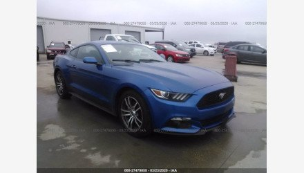 2017 Ford Mustang Coupe for sale 101414578