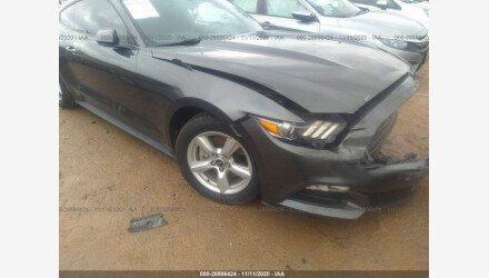 2017 Ford Mustang Coupe for sale 101457122