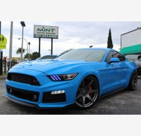 2017 Ford Mustang for sale 101462816