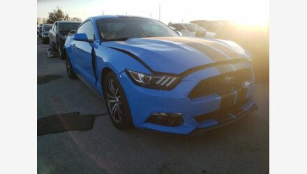 2017 Ford Mustang Coupe for sale 101464084