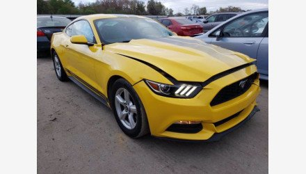 2017 Ford Mustang Coupe for sale 101488287