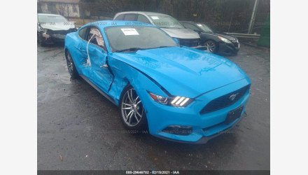 2017 Ford Mustang Coupe for sale 101490550