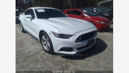 2017 Ford Mustang Coupe for sale 101493384