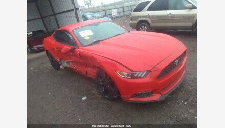 2017 Ford Mustang Coupe for sale 101495125