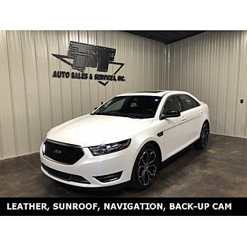 2017 Ford Taurus SHO for sale 101559608
