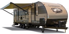 2017 Forest River Cherokee 244JR specifications