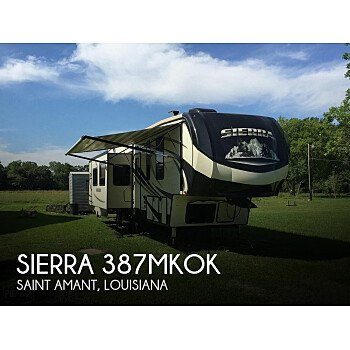 2017 Forest River Sierra for sale 300238344