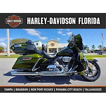 2017 Harley-Davidson CVO Limited for sale 200626267