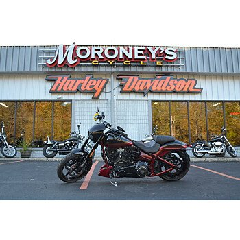 2017 Harley-Davidson CVO Breakout for sale 200645296