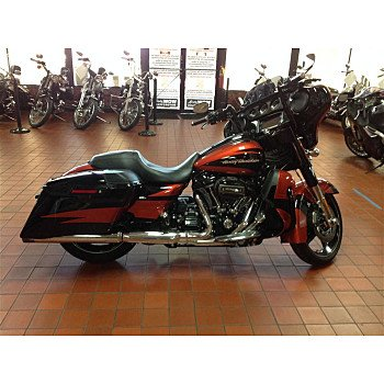 2017 Harley-Davidson CVO for sale 200712094