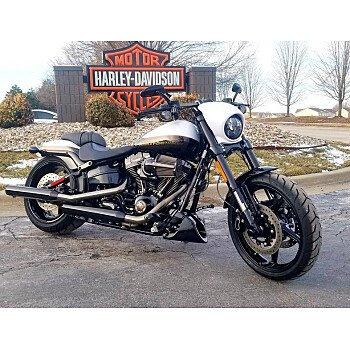 2017 Harley-Davidson CVO Breakout for sale 200718203