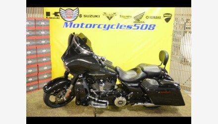 2017 Harley-Davidson CVO Street Glide for sale 200677724