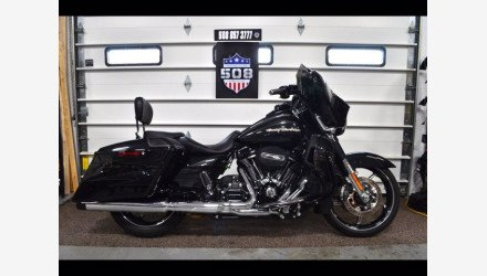 2017 Harley-Davidson CVO for sale 200917854