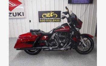 2017 Harley-Davidson CVO Street Glide for sale 201138862