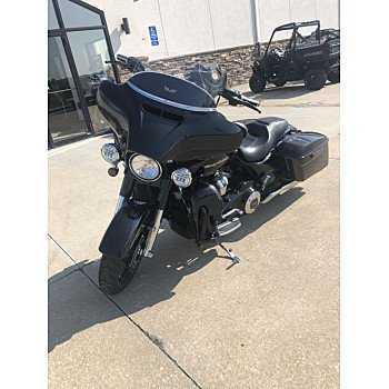 2017 Harley-Davidson CVO Street Glide for sale 201156774